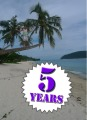Year five in Paradise