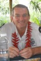 Author, Dennis A. Smith on tour on the South Coast of Upolu. A strategist, specialising in the strategic use of modern Internet technologies