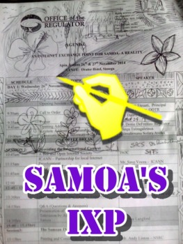 Samoa's IXP [meeting notes]