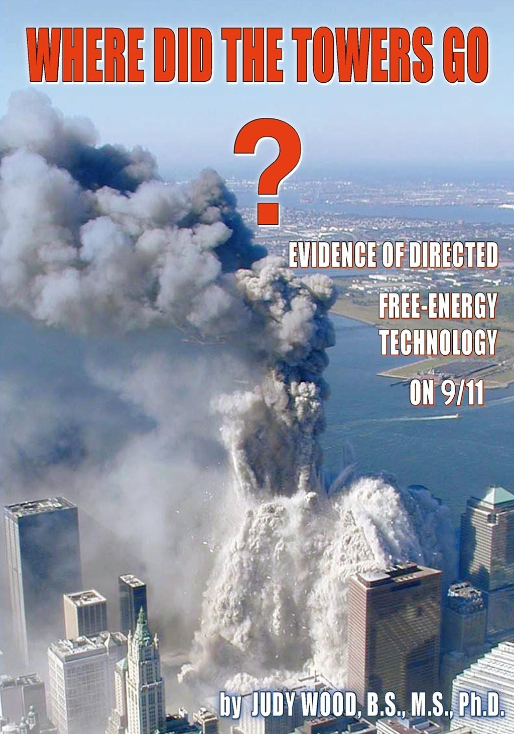 BOOK REVIEW: Dr Judy Wood's 9/11